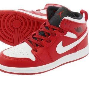 Nike Air Jordan 1 Mid BP Size 3